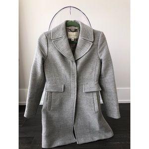 Banana Republic gray coat - size  XS